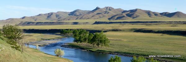 Mongolei Reisebericht