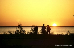 finnland-sonnenuntergang