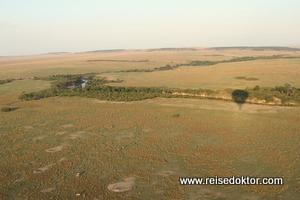 Ballonfahrt Kenia, Masai Mara