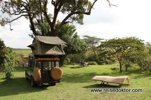 Camping Masai Mara