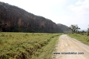 Hell`s Gate Nationalpark, Kenia