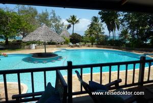 Flamboyant Hotel, Diani Beach