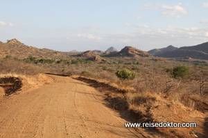 Tsavo Nationalpark, Kenia