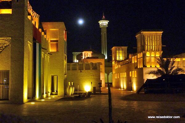 Bastakiya Dubai Altstadt