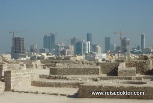 Skyline Bahrain