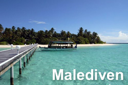 Malediven Urlaub online buchen