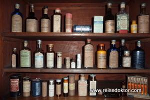 Alte Medikamente auf Kuba