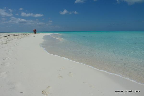 All-inclusive-Urlaub in Kuba: auf der Insel Cayo Largo