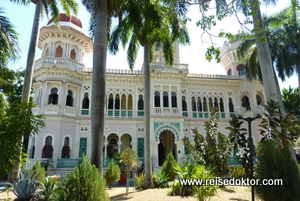 Cienfuegos, Palacio del Valle