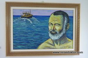 Ernest Hemingway auf Kuba