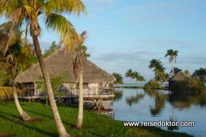 Laguna del Tesoro - Hotel Guamá