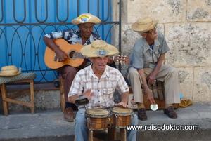 Havanna Musiker
