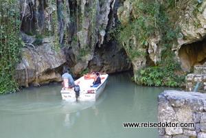 Höhlen auf Kuba