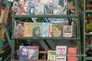 Kuba Havanna Buchmarkt