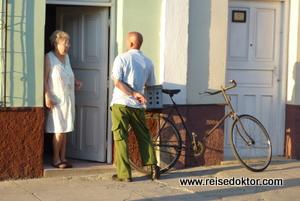 Kuba Menschen
