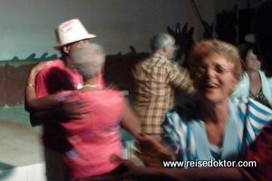 Samba auf Kuba