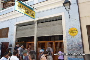La Bodeguita del Medio in Havanna