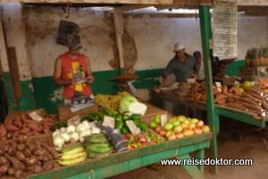 Markt in Havanna