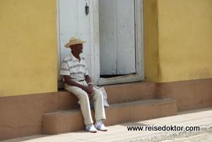 Menschen Kuba