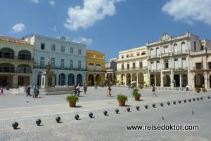 Plaza Vieja Havanna
