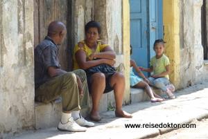 Strassenszene Havanna