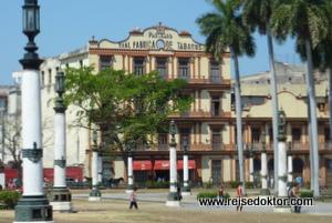 Tabakfabrik Havanna