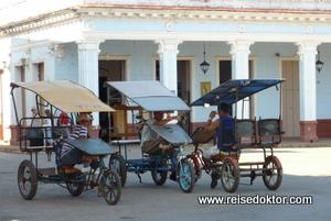Taxis auf Kuba