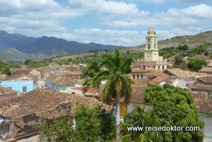 Trinidad, von der Zuckerhauptstadt zum UNESCO Weltkulturerbe