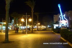 Abendspaziergang Hurghada
