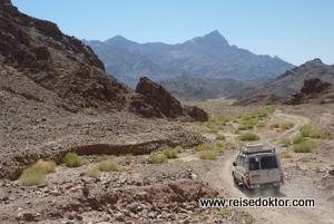 Ausflüge von Hotels in Hurghada: Wüstensafari