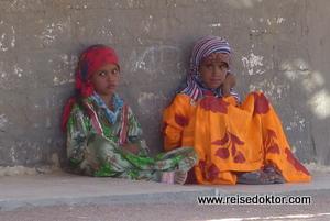 Beduinen Kinder