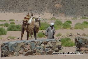 Beduinen in Hurghada, Ägypten