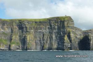 Cliffs of Moher, Bootsfahrt von Doolin