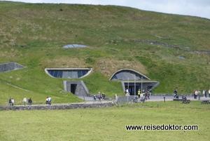 Cliffs of Moher, Besucherzentrum