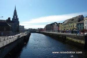 Stadt Cork in Irland