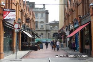 Sehenswürdigkeiten in Dublin