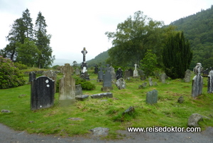 Glendalough Friedhof