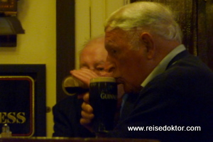 Guiness Bier, Pub in Irland
