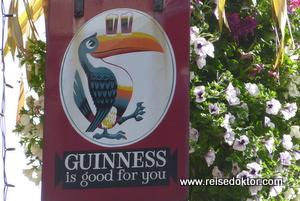 Guinness Bier in Dublin
