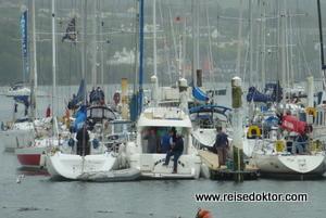 Hafen von Kinsale