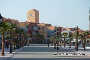 Hurghada Marina Boulvard