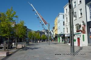 Innenstadt Cork, Irland