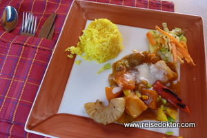 Karibisches Restaurant im Grand Makadi Hotel