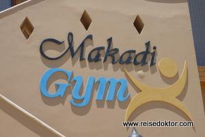Hotel Makadi Palace Gym