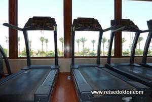 Hotel Makadi Palace Fitnessgeräte