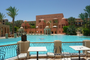 Makadi Palace Pool