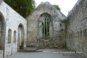 Muckross Abtei Killarney