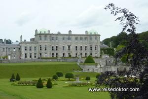 Powerscourt Herrenhaus in Irland
