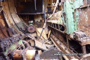 Schiffswrack Inisheer