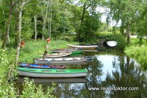 Seen bei Killarney, Irland